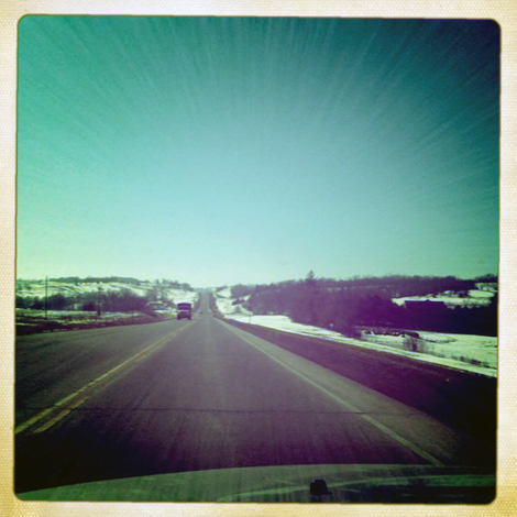 afoot and light hearted i take to the open road