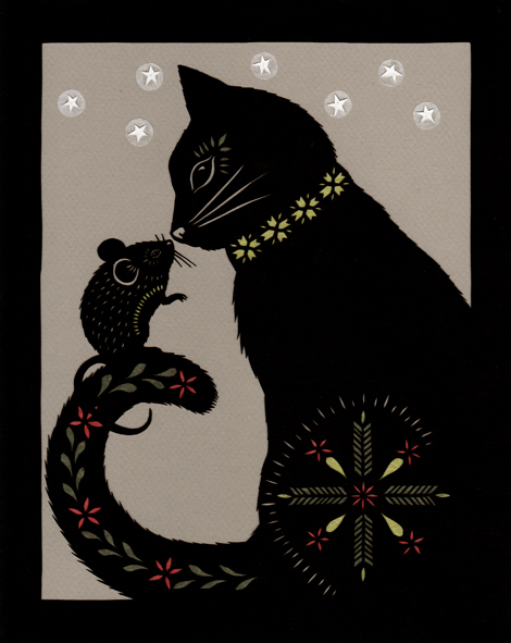 Cat and Mouse: Fables about Cats and Mice