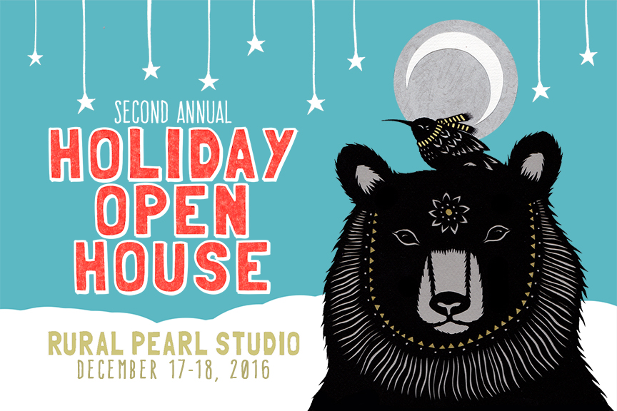 Rural Pearl Holiday Open House Dates Set!